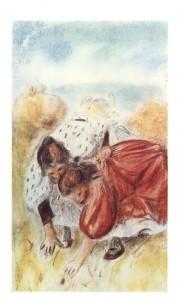 О.Ренуар. Дети. Цветная литография