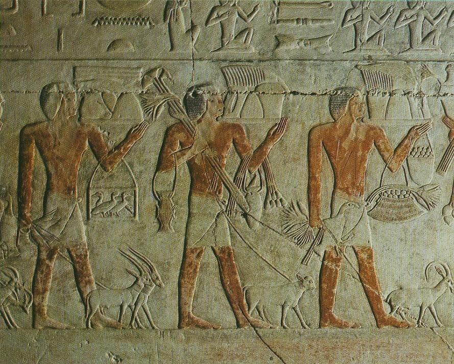 34. Роспись гробницы Каджемми