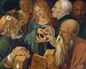 Christ among the Doctors (1506), Thyssen-Bornemisza Museum