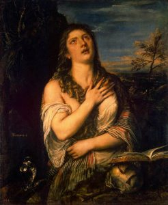 Тициан. «Кающаяся Мария Магдалина» (1560-е)