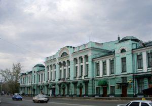 Omsk Vrubel Museum