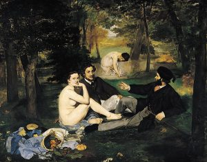 Завтрак на траве (1863)