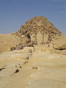 Храм фараона Сахура в Абусире