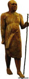 Статуя Каапера («Сельский староста»)