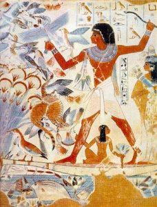 Мастаба Ти. Охота на Ниле.