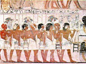 Росписи гробницы Рамоса