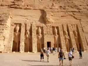Малый храм в Абу-Симбеле