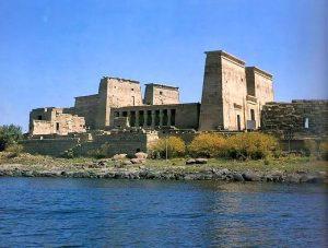 Храм Исиды на острове Филе