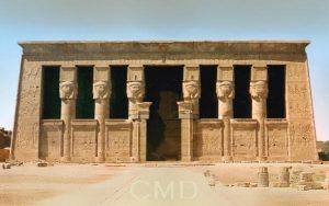 Храм Хатор в Дендера