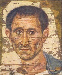 «Мужской портрет» из ГМИИ