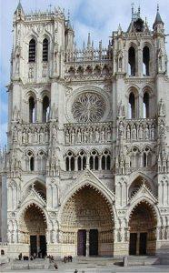 Амьенский собор Cathédrale Notre-Dame d'Amiens