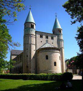 Романская церковь св. Кириака