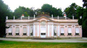 Французское рококо: Амалиенбург под Мюнхеном.