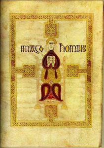 Echternach_Gospels_-_The_Man,_symbol_of_St_Matthew