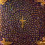 Галла Плацидия Крест на фоне звездного неба Свод