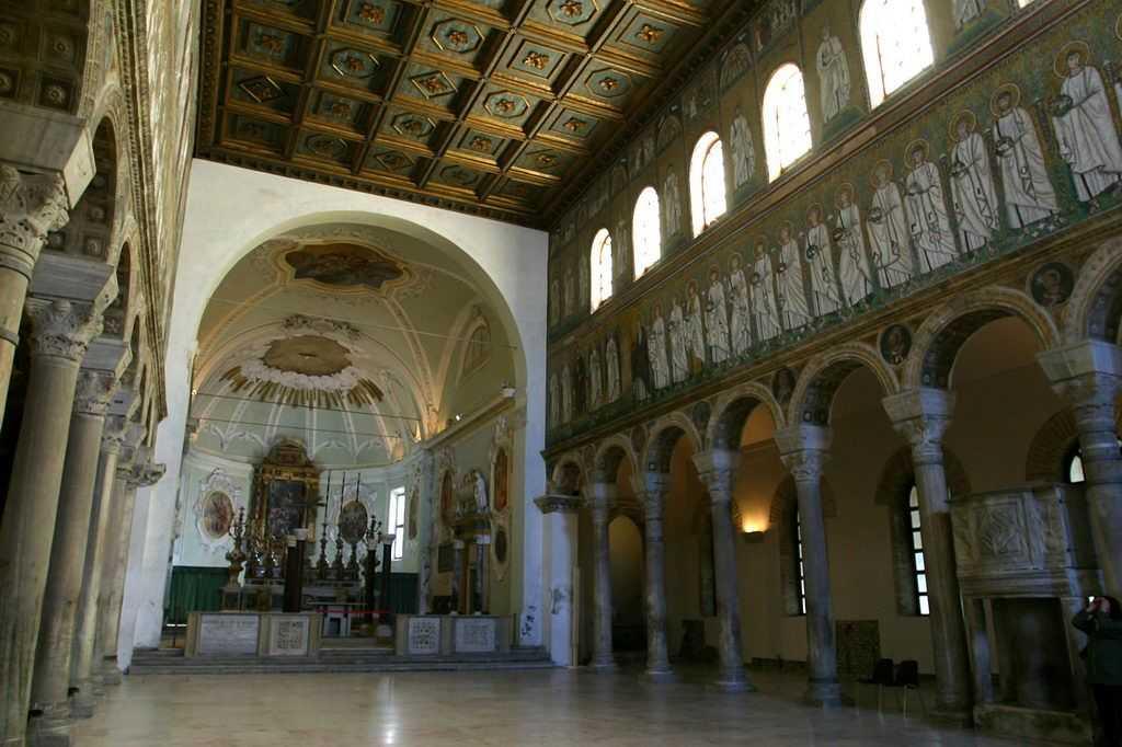 Раннехристианское искусство. Архитектура