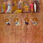Россано Воскрешение Лазаря