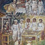 Санта Мария Маджоре Гостеприимство Авраама Неф