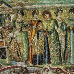 Санта Мария Маджоре Усыновление Моисея дочерью фараона Неф