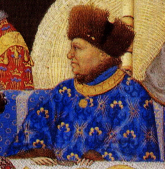Жан Беррийский (1340—1416) — заказчик «Великолепного часослова»