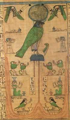 «Книга мёртвых» Анхаи