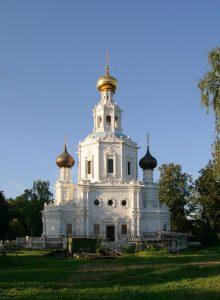 Троицкая церковь в Троице-Лыкове