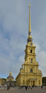 Д. Трезини. Петропавловский собор. 1712–1733, Санкт-Петербург