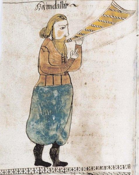 Edda Oblongata (Продолговатая Эдда)