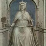 Джотто ди Бондоне. Цикл фресок капеллы Арена [01] в Падуе (капелла Скровеньи). Аллегория Справедливости (Правосудие). 1304-1306