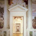 Палладио, Андреа Анфилада комнат на вилле Барбаро 1560-1570 Мазер