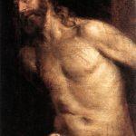 Бичевание Христа, 1560 Холст, масло
