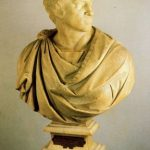 Микеланджело Буонаротти Брут 1540 Флоренция. Национальный музей Барджелло