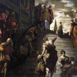 Введение Марии во храм 1553-1555 Церковь Санта Мария дель Орто, Венеция