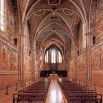 Чимабуэ, Джованни. Верхняя церковь, интерьер. Восточная часть.