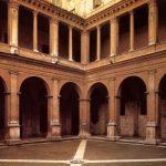 Браманте, Донато Внутренний двор церкви Санта Мария делла Паче Закончен 1504 Рим