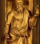 Гиберти, Лоренцо Врата рая. Библейский персонаж 1425 Флоренция. Баптистерий