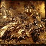 Гиберти, Лоренцо Врата рая. Восточные двери. Деталь. Каин и Авель 1425-1452 80 x 80 см Бронза, позолота Флоренция. Баптистерий