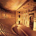 Палладио, Андреа Интерьер Театра Олимпико 1580-1583 Виченца