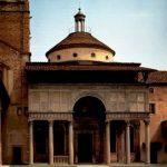 Брунеллески, Филиппо Капелла Пацци 1429-около 1461 Флоренция. Санта Кроче