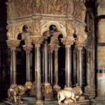 Пизано, Никколо; Пизано, Джованни. Кафедра сиенского собора. 1265-1268