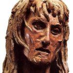 Донателло Кающаяся Магдалина, фрагмент Около 1456-1457 Высота: 236 см Бронза, позолота Флоренция. Палаццо Веккио