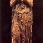 Донателло Кающаяся Магдалина Около 1456-1457 Высота: 236 см Бронза, позолота Флоренция. Палаццо Веккио