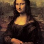Леонардо да Винчи Мона Лиза (Джоконда) 1503-1505 77 x 53 см Дерево, масло Париж. Лувр