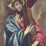 Эль Греко Несение креста 1577-1579 108 x 78 см Холст, масло Мадрид. Прадо