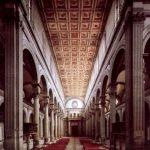 Брунеллески, Филиппо Неф Начата около 1419 Флоренция. Сан Лоренцо