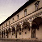 Брунеллески, Филиппо Оспедале дельи Инноченти (Воспитательный дом). Фасад Начата около 1419 Флоренция
