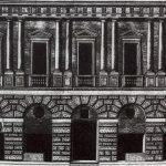 Браманте, Донато Палаццо Каприни (Дом Рафаэля) Начата около 1501 Рим