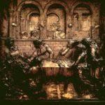 Донателло Пир Ирода Около 1425 60 x 60 см Бронза, позолота Сиена. Баптистерий