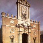 Микеланджело Буонаротти Порта Пиа Начата 1562 Рим