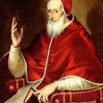 Эль Греко Портрет папы Пия V Около 1600-1610 Холст Париж. Частное собрание